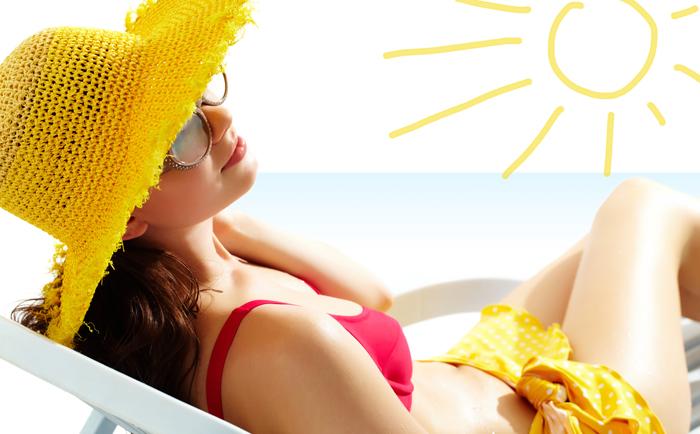 经常晒太阳,怎样保养皮肤?