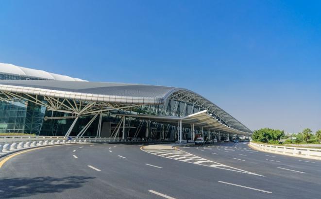 广州白云万国机场